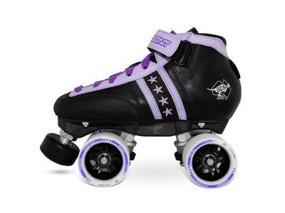 Bont Quadstar Junior Skate Package Pink