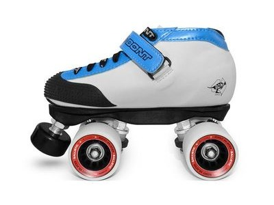 BONT Hybrid Junior Skates, Blue/White
