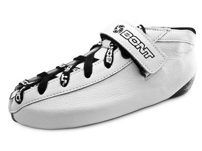 Bont Hybrid Fiberglass Leather All White