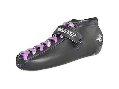 Bont Hybrid Carbon Durolite Black/Purple Stitching