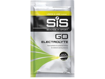 SIS (SCIENCE IN SPORT) GO Electrolyte Drink Powder 50g Sachet Box of 18