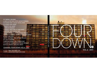 FOUR DOWN Vol. 4 2011