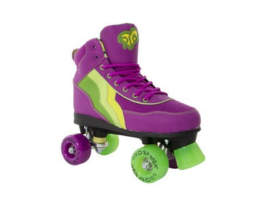 RIO ROLLER Skates, Grape