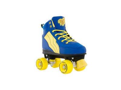 RIO ROLLER Pure Blue/Yellow Skates