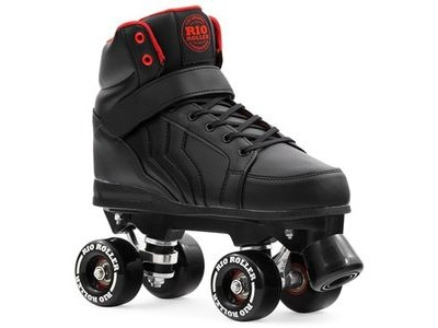 RIO ROLLER Kicks Quad Skate Black