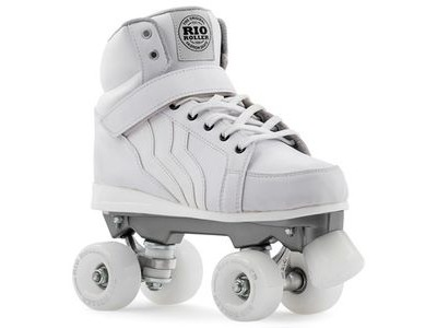 RIO ROLLER Kicks Quad Skate White
