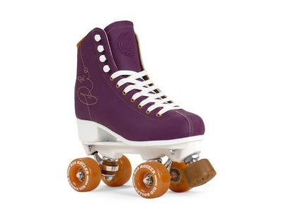 RIO ROLLER Signature Skates Purple