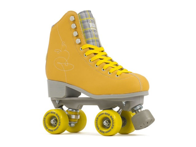 RIO ROLLER Signature Skates Yellow click to zoom image