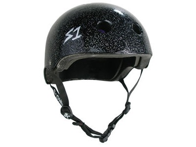 S1 Lifer Glitter Black