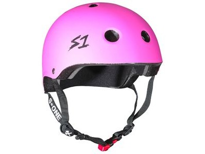 S1 Mini Lifer Helmet Pink Matt