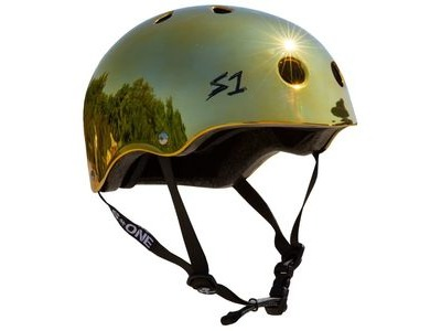 S1 Lifer Gloss Mirror Helmet