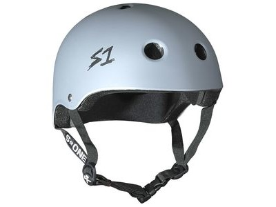 S1 Lifer Grey Matt Helmet