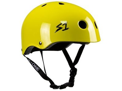 S1 Lifer Yellow Gloss Helmet