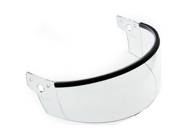 S1 Lifer replacement Visor Clear click to zoom image