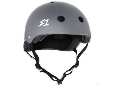 S1 Mega Lifer Helmet Dark Grey