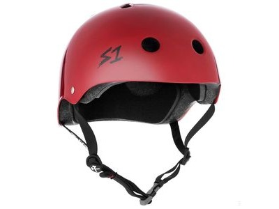S1 Mega Lifer Helmet Gloss Red