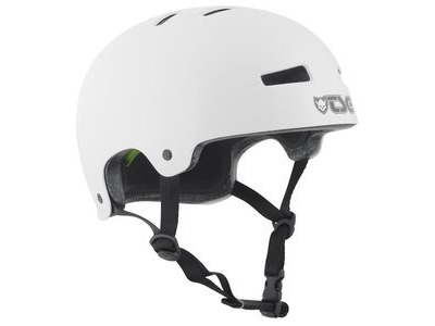 TSG Evolution Injected White Helmet