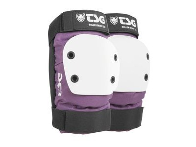 TSG Roller Derby 2.0 Elbow Pads Purple