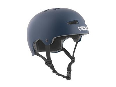 TSG Evolution Satin Blue Helmet