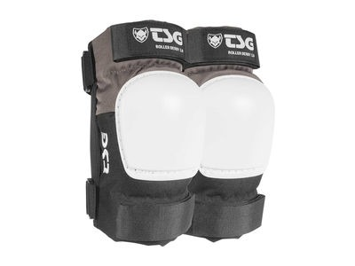 TSG Roller Derby 3.0 Elbow Pads, Coal/Black