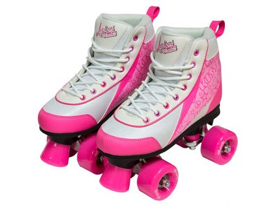 Luscious Skates Strawberry Kiss Rollerskates