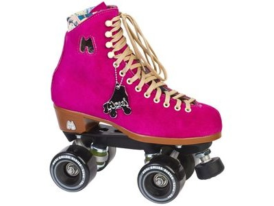MOXI Lolly Fuchsia Skates