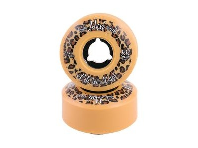 Moxi Trick Wheels Tan