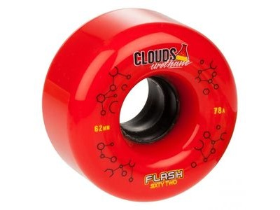 CLOUDS URETHANE Flash SixtyTwo Wheels