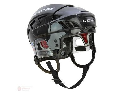 CCM FitLITE 80 Hockey Black Helmet