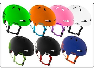 REKD Elite Icon Helmets