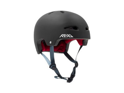 REKD Ultralite In-Mold Black Helmet