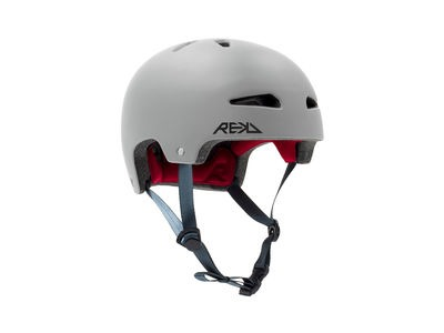 REKD Ultralite In-Mold Grey Helmet