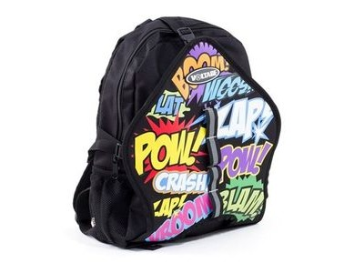 VOLTAGE Cartoon Skate Bag