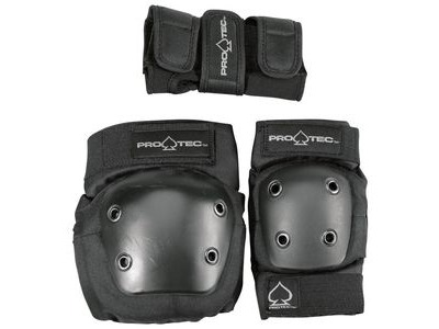 PRO-TEC Padset Street Gear Junior 3 Pack