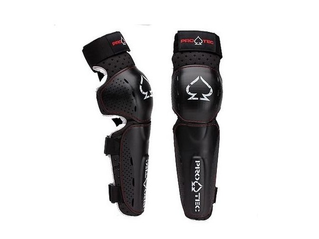 PRO-TEC Bike Pinner LT Knee -Shin Pads click to zoom image