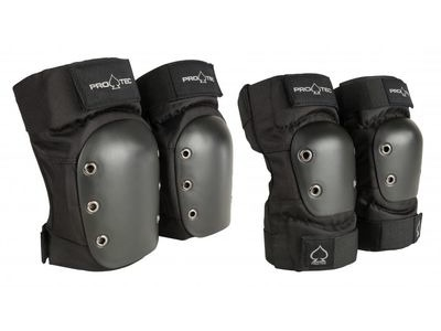 PRO-TEC Street Knee & Elbow Pad Set