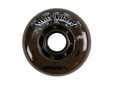SEBA Street Invader Wheels Brown