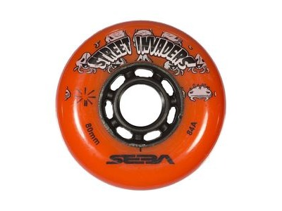 SEBA Street Invader Wheels Orange