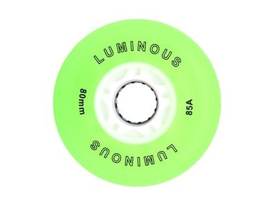 SEBA Luminous Wheels 76mm