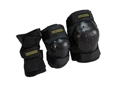 HARSH 3 Pack Combo Protection