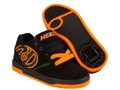 HEELYS Propel 2.0 Black/Orange