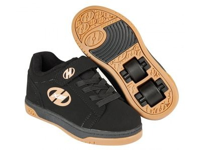HEELYS Dual Up Black/Gum