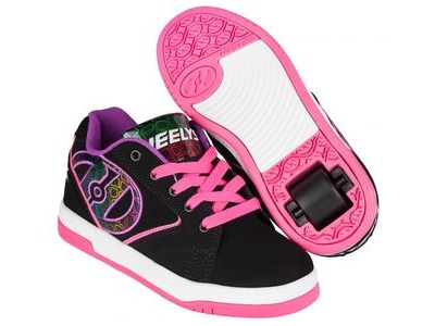 HEELYS Propel 2.0 Black/Pink/Purple
