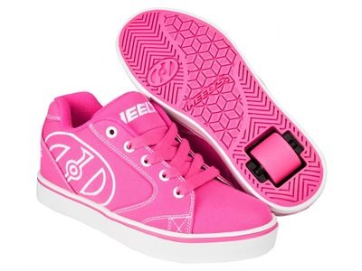 HEELYS Vopel Hot Pink/White