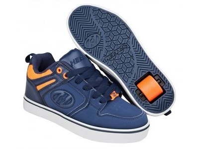 HEELYS Motion 2 Navy/Neon Orange