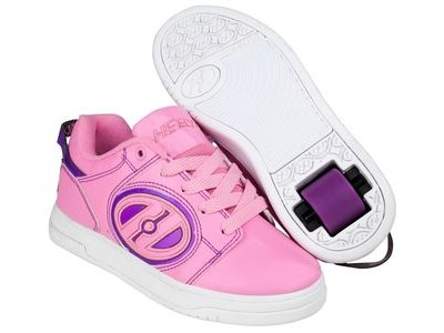 HEELYS Voyager Light Pink Purple