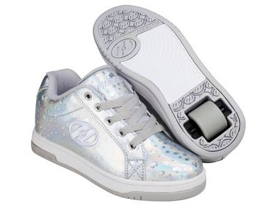 HEELYS Split Silver Hologram Water Drop