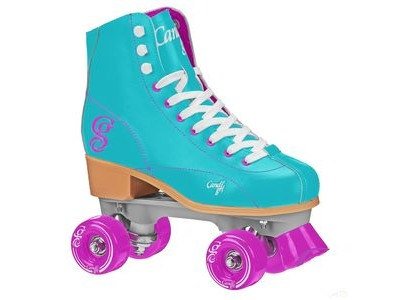 Candi Girl Sabrina Skates - Mint Purple