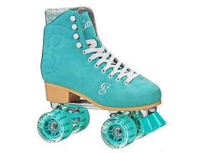 Candi Girl Carlin Skates Teal