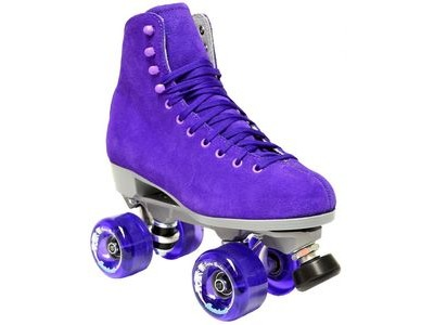 SURE GRIP Boardwalk, Jasmine Purple Skates